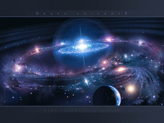 Grand Universe by Gary Tonge