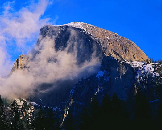 Half Dome, Yosemite, California