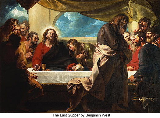 The Last Supper Paper 179 The Urantia Book
