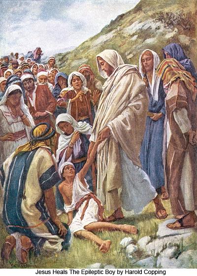 Sunday in the South: Luke 9:37-50 - True Greatness
