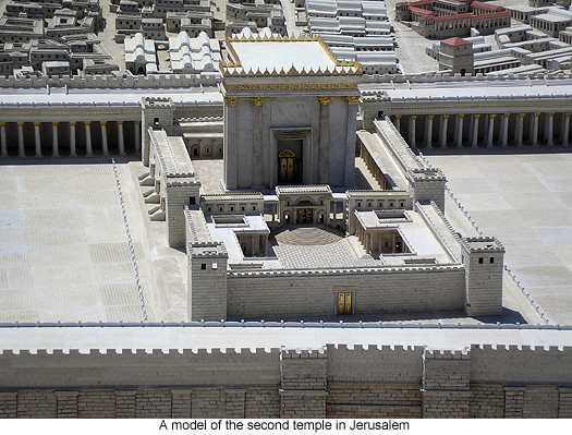 Monday in Jerusalem: Paper 173, The Urantia Book